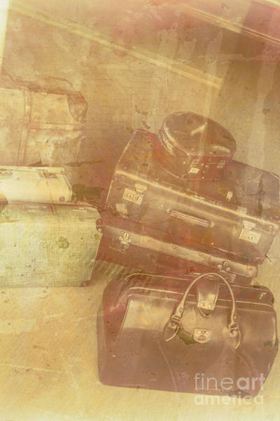 Damaged Photograph - Terminal Goodbye by Jorgo Photography - Wall Art Gallery