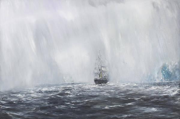 Wall Art - Painting - Terra Nova by Vincent Alexander Booth