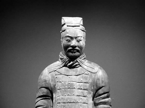 Photograph - Terracotta Warrior Army Of Qin Shi Huang Di II by Richard Reeve