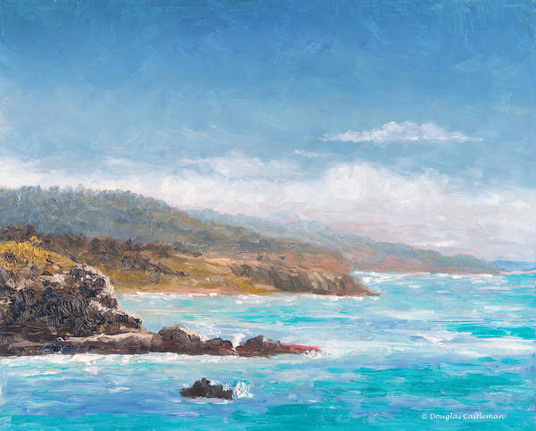 Terranea Pacific View Art Print