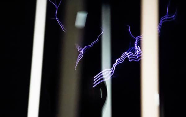 Photograph - Tesla Energized by Tyson Kinnison