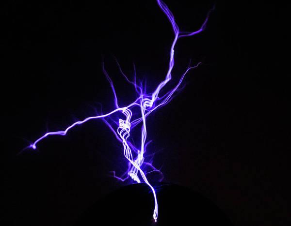 Photograph - Tesla Energy by Tyson Kinnison