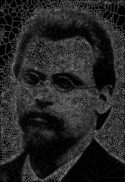 Digital Art - Tessellation by Stephane Poirier