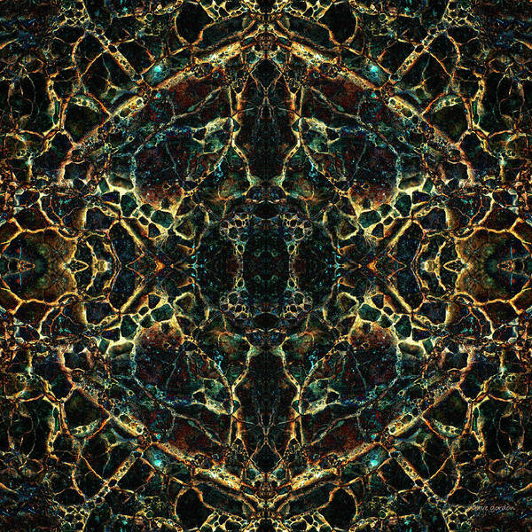 Digital Art - Tessellation V by David Gordon