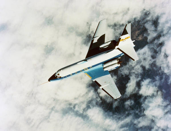 Photograph - Test Aircraft, 1984 by Granger