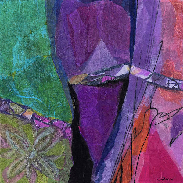 Sacred Heart Mixed Media - Tethered Heart by Cheryl Gaines