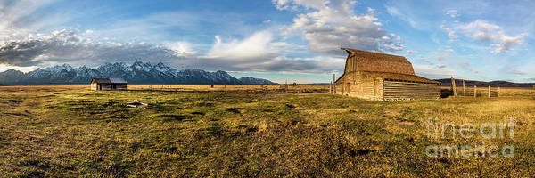 Wall Art - Photograph - Teton Barn by Twenty Two North Photography
