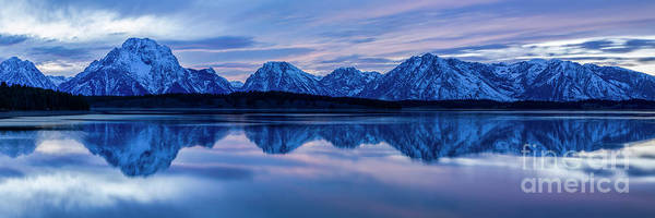 Jackson Hole Photograph - Teton Morning by Twenty Two North Photography