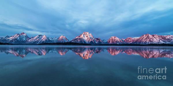 Jackson Hole Photograph - Teton Sunrise by Twenty Two North Photography