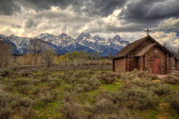 Photograph - Teton Transfiguration by Ryan Smith
