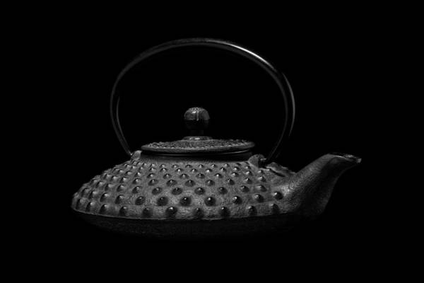 Strength Photograph - Tetsubin Teapot by Tom Mc Nemar