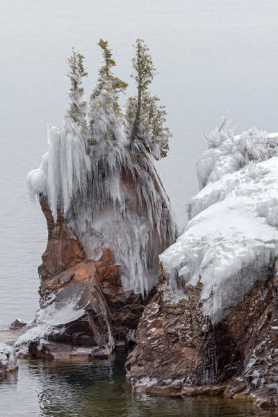 Lake Superior Wall Art - Photograph - Tettegouche by Mary Amerman