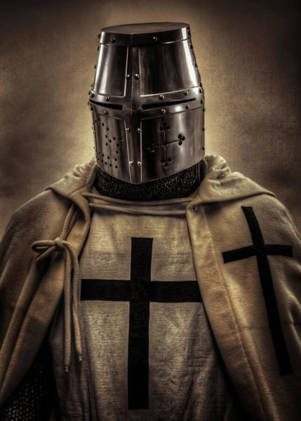 Wall Art - Photograph - Teutonic Knight by Hans Zimmer