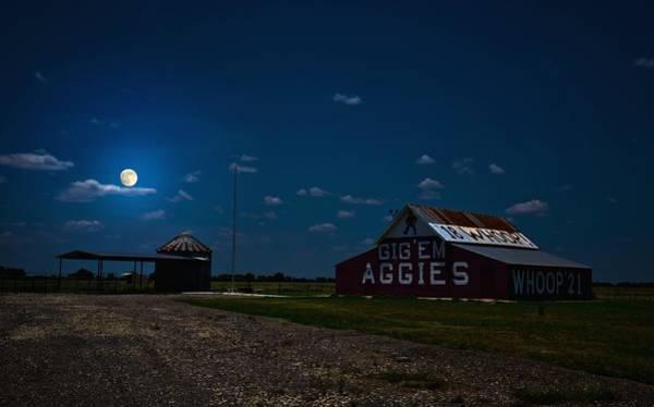 Wall Art - Photograph - Texas Aggies by Linda Unger