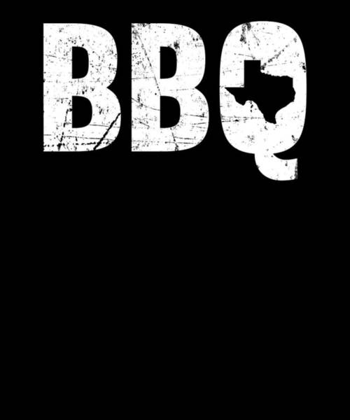 Barbeque Digital Art - Texas Bbq Barbecue Gift by Michael S