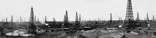 Petroleum Wall Art - Photograph - Texas Crude 1919 by Daniel Hagerman