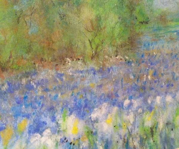 Wall Art - Painting - Texas Hill Country by Paul Spradling