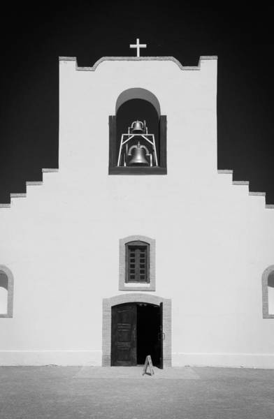 Photograph - Texas Mission by Bud Simpson