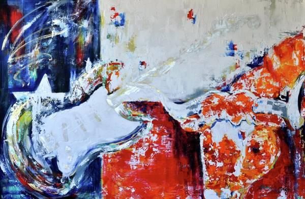 Wall Art - Painting - Texas Soul by Debi Starr