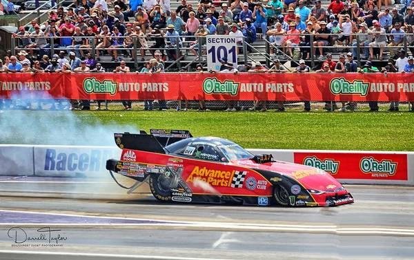 Rod Taylor Photograph - Texas Spring Nationals by Darrell Taylor