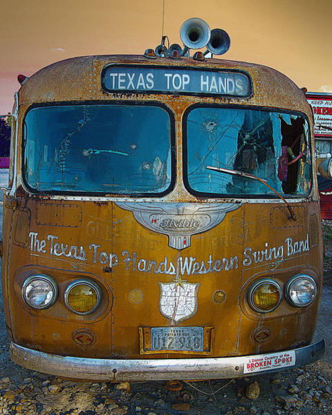 Photograph - Texas Top Hands by Jim Mathis