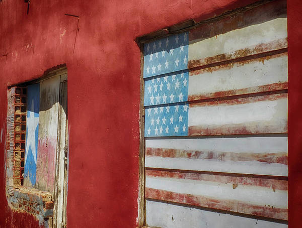 Roadside Attraction Wall Art - Photograph - Texmerica by Geoff and Lindsey Cormier