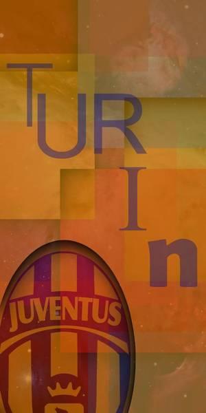 Digital Art - Text Turin Composition by Alberto RuiZ