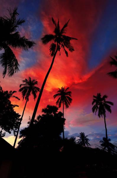 Phi Photograph - Thailand Sunset by Alessandro Matarazzo