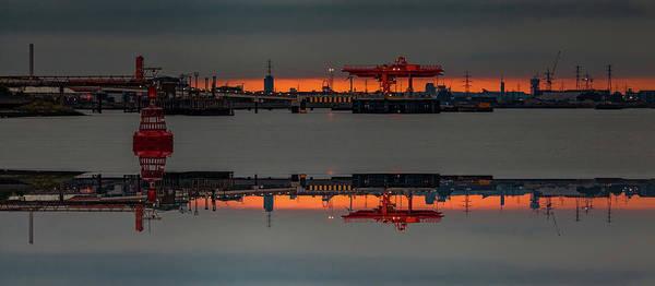 River Thames Photograph - Thames Inverted by Nigel Jones