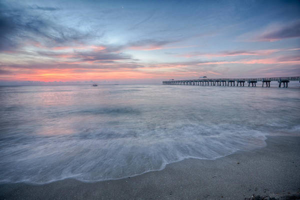 Lake Worth Wall Art - Photograph - Thank The Morning by Jon Glaser