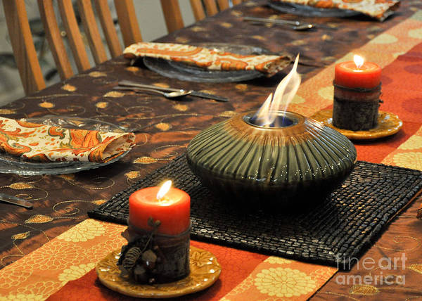 Photograph - Thanksgiving by Cheryl McClure
