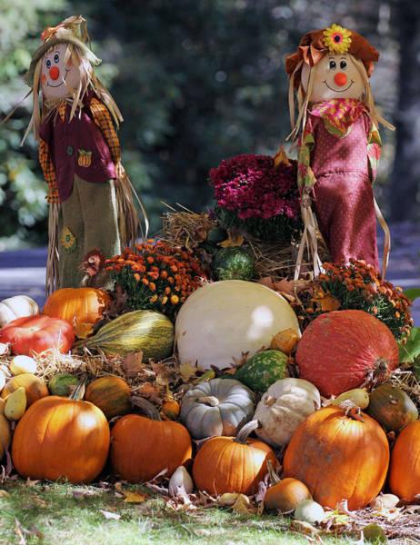 Photograph - Thanksgiving Display by Jennifer Robin