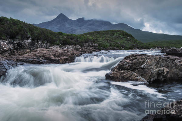 Photograph - That Day In The Mountains by David Lichtneker