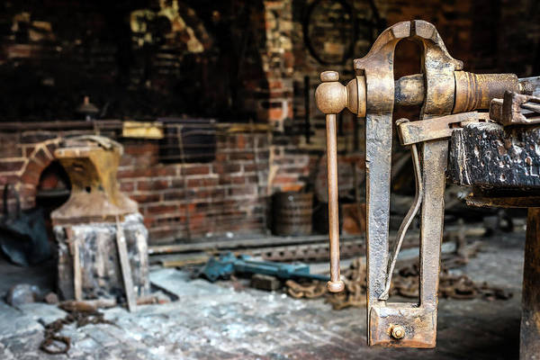 Photograph - That Old Vice by Nick Bywater