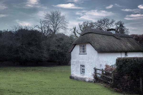 English Cottage Photograph - Thatched Cottage by Joana Kruse