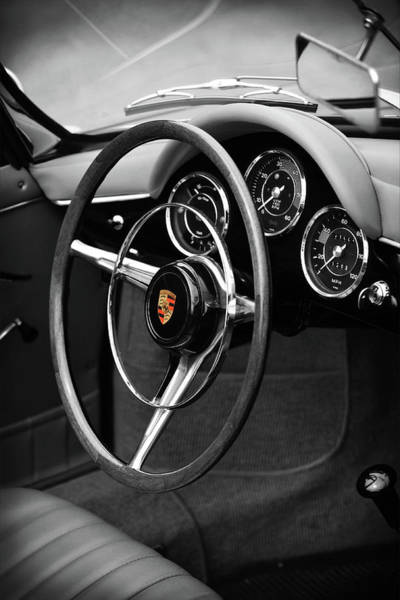 Roadster Wall Art - Photograph - The 356 Roadster by Mark Rogan