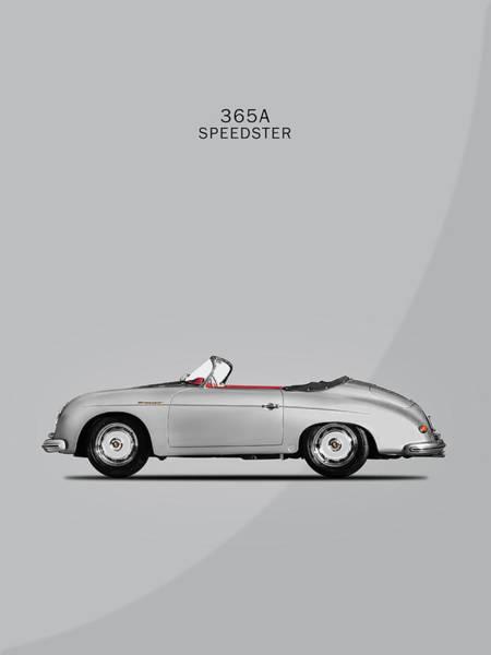 Wall Art - Photograph - The 356 Speedster by Mark Rogan