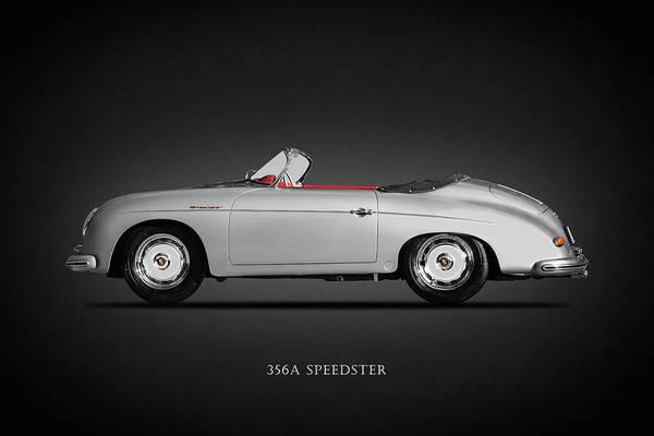 Wall Art - Photograph - The 356a Speedster by Mark Rogan