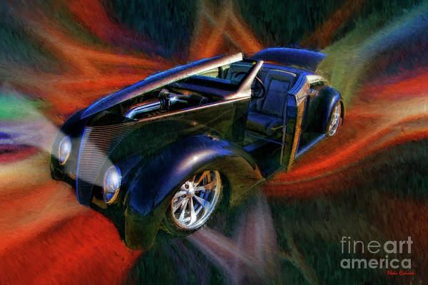 Photograph - The 37 Venom Ford Roadster by Blake Richards