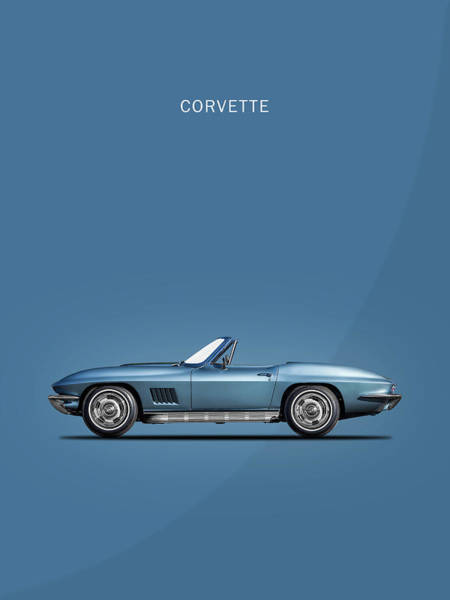 Wall Art - Photograph - The 67 Corvette Stingray by Mark Rogan
