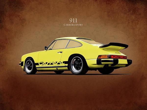 Wall Art - Photograph - The 911 Carrera Sport by Mark Rogan