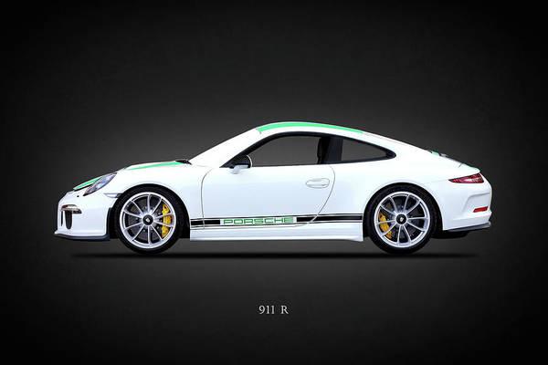 R Photograph - The 911 R by Mark Rogan