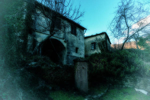 Photograph - The Abandoned Village Of The Elves Iv by Enrico Pelos