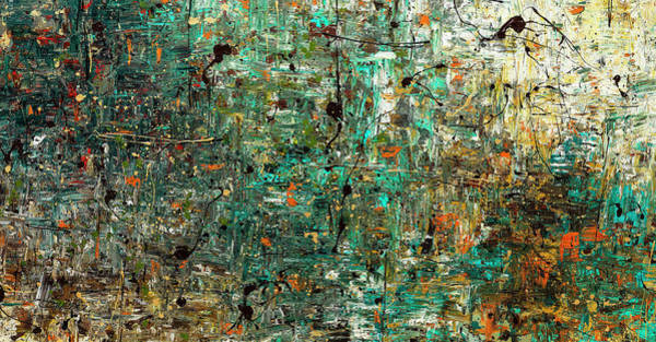 Painting - The Abstract Concept by Carmen Guedez