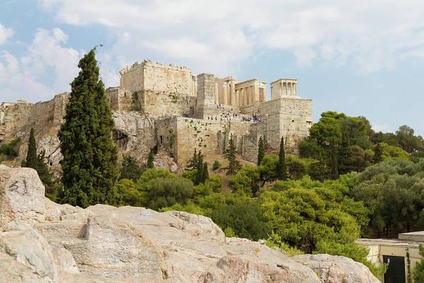 Wall Art - Photograph - The Acropolis Of Athens, Greece by Iordanis Pallikaras