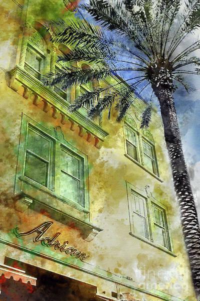 Wall Art - Photograph - The Adrian Hotel South Beach by Jon Neidert