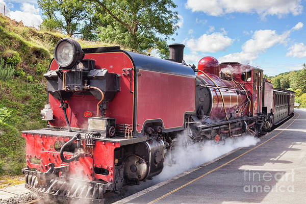 Wall Art - Photograph - The Age Of Steam by Colin and Linda McKie
