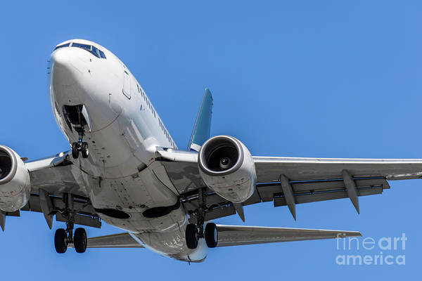 Wall Art - Photograph - The Airplane Is Ready For Landing by Viktor Birkus