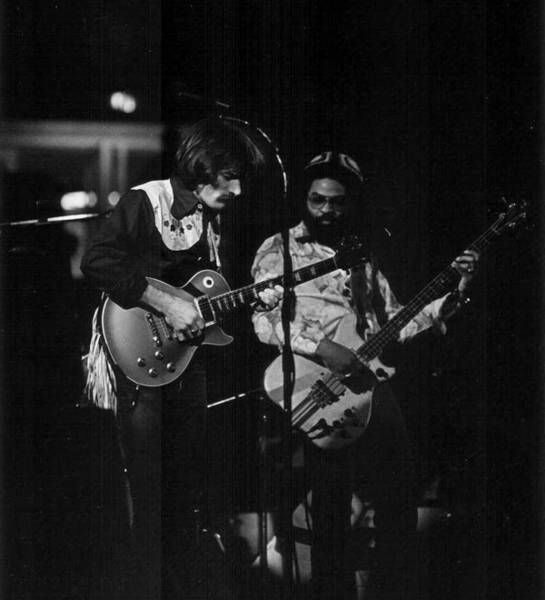 Allman Brothers Band Photograph - The Allman Brothers Dicky Betts by Don Struke