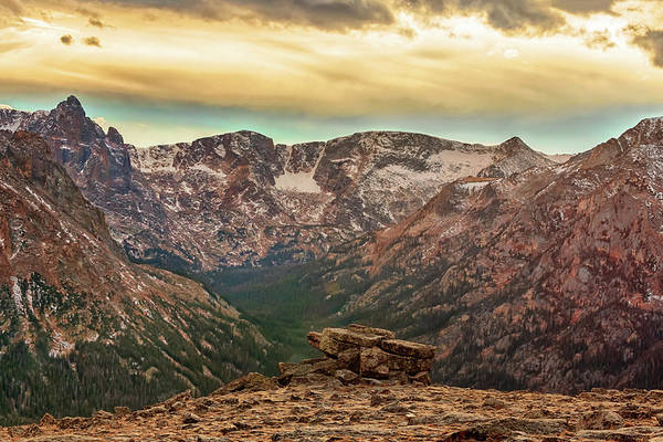 Photograph - The Alpine Tundra by Susan Rissi Tregoning